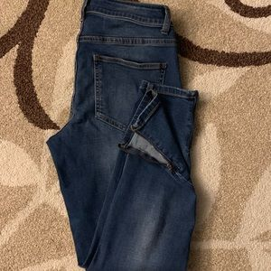 Maurice's High Rise Jeggings